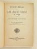 L'Eglise Nationale de St Louis des Français à Rome. Notes historiques et descriptives.. D'ARMAILHACQ, Mgr.