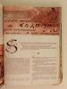 Missi. - Missionnaires de la Compagnie de Jésus. Revue Mensuelle. Années 1947-1948 [Contient notamment : ] Pékin métropole Chrétienne - Birmanie pays ...