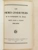 Les Frères Coadjuteurs de la Compagnie de Jésus morts pour la France 1914-1918. Collectif