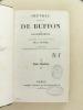 Oeuvres complètes de Buffon avec les Supplémens, augmentés de la classification de G. Cuvier. Tome 7. BUFFON ; CUVIER