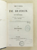 Oeuvres complètes de Buffon avec les Supplémens, augmentés de la classification de G. Cuvier. Tome 9. BUFFON ; CUVIER