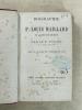 Biographie du P. Louis Maillard , de la Compagnie de Jésus. P. POUGET [ POUGET, Firmin S.J. (1800-1870) ]