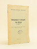 Anthropologie et Cosmogonie chez Avicenne. [ Livre dédicacé par l'auteur ]. GALINDO, P. Ae [ Emilio Galindo Aguilar (1927-2014) ]