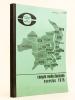Communauté urbaine de Bordeaux. Compte rendu d'activité Exercice 1975. Collectif ; CHABAN-DELMAS, Jacques