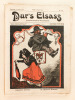 Dur's Elsass politisch-satirisch Wucheblättle [ lot de 41 numéros non suivis entre octobre 1911 et le 6 juin 1914 ] Numéros 118 - 122 - 123 - 127 - ...