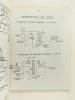 Applications industrielles et agricoles de la Chimie organique. Ecole Centrale des Arts et Manufactures, 3e année d'Etudes. DUBOURG