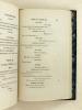 Obéron. Opéra fantastique en trois actes, sept tableaux, imité de Wieland (par Nuitter, Beaumont & de Chazot, musique de Weber) - Lara. Opéra-comique ...