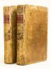 Dictionnaire Botanique et Pharmaceutique (2 Tomes - Complet) Contenant les principales Propriétés des Minéraux, des Végétaux et des Animaux, avec les ...