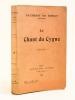 Le Chant du Cygne. Poésies. [ Edition originale - Livre dédicacé par l'auteur ]. DUCHESSE DE ROHAN, Douairière