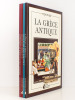 [ Lot de 4 livres coll. Reportage ] La Grèce Antique ; L'Egypte des Pharaons ; La Chine ancienne ; Indiens des plaines d'Amérique. POWELL, Anton ; ...