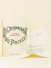 Le Couronnement du Prince [ Avec une L.S. de l'auteur ]. FABRE-LUCE, Alfred
