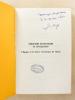 Structure économique et civilisation - L'Egypte et le destin économique de l'Islam  [ livre dédicacé par l'auteur ]. AUSTRUY, Jacques
