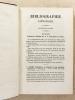Bibliographie catholique , Tome XII ( 12 ) , Douzième année 1852 - 1853 [ Bibliographie catholique , revue critique des ouvrages de religion, de ...