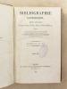 Bibliographie catholique , Tome XIX ( 19 ) , Dix-septième année 1857 - 1858 [ Bibliographie catholique , revue critique des ouvrages de religion, de ...
