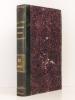 Bibliographie catholique , Tome XX ( 20 ) , Dix-huitième année 1858 - 1859 [ Bibliographie catholique , revue critique des ouvrages de religion, de ...