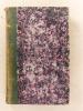 Bibliographie catholique , Tome II ( 2 ) , Deuxième année 1842 - 1843 [ Bibliographie catholique , revue critique des ouvrages de religion, de ...