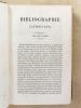 Bibliographie catholique , Tome VII ( 7 ) , Septième année 1847 - 1848 [ Bibliographie catholique , revue critique des ouvrages de religion, de ...