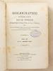 Bibliographie catholique , Tome LXIV ( 64 ) , Juillet à Décembre 1881 [ Bibliographie catholique , Revue critique des ouvrages de religion, de ...
