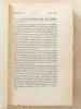 Bibliographie catholique , Tome LXXI ( 71 ) , Janvier à Juin 1885 [ Bibliographie catholique , Revue critique des ouvrages nouveaux ]. Bibliographie ...