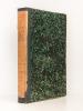 Bibliographie catholique , Tome LXXVI ( 76 ) , Juillet à Décembre 1887 [ Bibliographie catholique , Revue critique des ouvrages nouveaux ]. ...