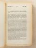 Bibliographie catholique , Tome LXXIX ( 79 ) , Janvier à Juin 1889 [ Bibliographie catholique , Revue critique des ouvrages nouveaux ]. Bibliographie ...