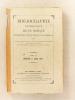 Bibliographie catholique , Tome LV ( 55 ) , Janvier à Juin 1877 [ Bibliographie catholique , Revue critique des ouvrages de religion, de philosophie, ...