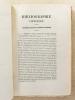Bibliographie catholique , Tome LVIII ( 58 ) , Juillet à Décembre 1878 [ Bibliographie catholique , Revue critique des ouvrages de religion, de ...