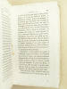 Le bienheureux Benoît Joseph Labre né à Amettes en 1748, mort à Rome en 1783. Sa vie composée sur des manuscrits inédits.. Anonyme