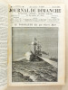 Le Journal du Dimanche , Littérature - Histoire - Voyages - Musique , Année 1889 ( du n° 2277 du 6 janvier 1889 au n° 2328 du 29 décembre 1889 ) [ ...