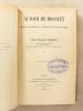 Autour de Bossuet - études historiques, critiques et littéraires. DELMONT, Abbé Théodore