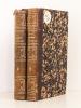 De l'action du clergé dans les sociétés modernes, - Nouvelle édition annotée et augmentée d'une seconde partie [...] par M. L. Mounier ( 2 tomes - ...