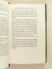 La Muette (Quarante contes nouveaux). POTHEY, Alexandre