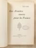 Les Jésuites morts pour la France 1914 - 1919. Anonyme [ Compagnie de Jésus ]
