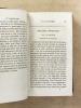 Instructions morales sur la doctrine chrétienne ( 4 parties en 2 vol. ) : 1. Instructions sur le Baptême et la Confirmation ; 2. Instruction sur le ...