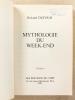 Mythologie du week-end. DUFOUR, Roland
