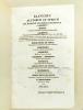 Scripturae sacrae, cursus completus. Tomus Octavus ( Tome VIII - 8 -) : Masius : In Josuam commentarium (quindecim ultima capita); Calmet : ...