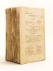 Le Guide Eclair du Missionnaire et du Chrétien. (2 Tomes - Complet) Tome I : Dieu et l'Homme - Fins dernières de l'Homme - La Course de l'Homme ; Tome ...