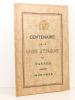 Centenaire de la Caisse d'épargne de Vannes , 1835  -  1935. Collectif ; Caisse d'épargne de Vannes