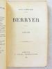 Berryer ( 1790 - 1868 ). LEMOYNE, Pierre