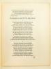 Poésie. Cahiers Mensuels Illustrés. 10e Année N° 6 - Juin 1931 [ Dans ce Cahier : ] André Foulon de Vaulx ; Fernand Laplaud ; Octave Charpentier ; ...