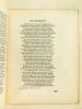 Poésie. Cahiers Mensuels Illustrés. 11e Année N° 2 - Février 1932 [ Dans ce Cahier : ] Jean Bach-Sisley. Poèmes de Octave Charpentier ; Marcel Chabot ...