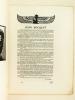Poésie. Cahiers Mensuels Illustrés. 11e Année N° 5 - Mai 1932 [ Dans ce Cahier : ] Léon Bocquet ; Fernand Gregh ; Octave Charpentier ; Suzanne Malard ...