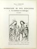 Notre-Dame de Bon Rencontre à St-Anthême-en-Vallorgue (Auvergne) : Episode de la fuite en Egypte - Peinture XVIIme siècle - D'où vient la sculpture ...