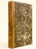 Conseil Général du Département de la Gironde. Session de 1845. Procès-verbaux des Délibérations. Collectif ; Conseil général de la Gironde