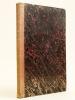 Le Messager des Dames et des Demoiselles. Tome Premier. Partie Keepsake [ 1854-1855 ]. Collectif ; DESNOYERS, Louis ; MERY ; SEGALAS ; JANIN ; DUMAS, ...