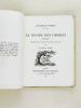 La Ronde des Ombres. Poèmes décorés de vignettes sur bois par Ludovic Rodo. [ Avec L.A.S. de l'auteur ]. FOROT, Charles