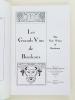 Les Grands Vins de Bordeaux. 1955. The Fine Wines of Bordeaux. Collectif