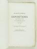 Les Salons Bordelais ou Expositions des Beaux-Arts, à Bordeaux, au XVIIIe siècle (1771-1787). Société des Bibliophiles de Guyenne. Mélanges. Tome III ...