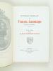 Chronique bordelaise de François de Lamontaigne, Conseiller au Parlement. . LAMONTAIGNE, François de