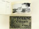 La Touraine et ses Châteaux. 1re série. 6 Cartes postales avec une notice [ On joint : ] La Touraine et ses Châteaux. 2e Série. 6 Cartes postales avec ...